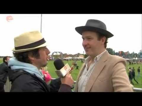 Electric Picnic 2011 - ION: Interview with Mundy
