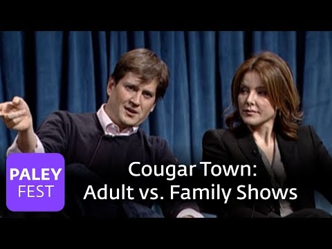 Cougar Town  Bill Lawrence on Adult vs. Family s Paley Center, 2010