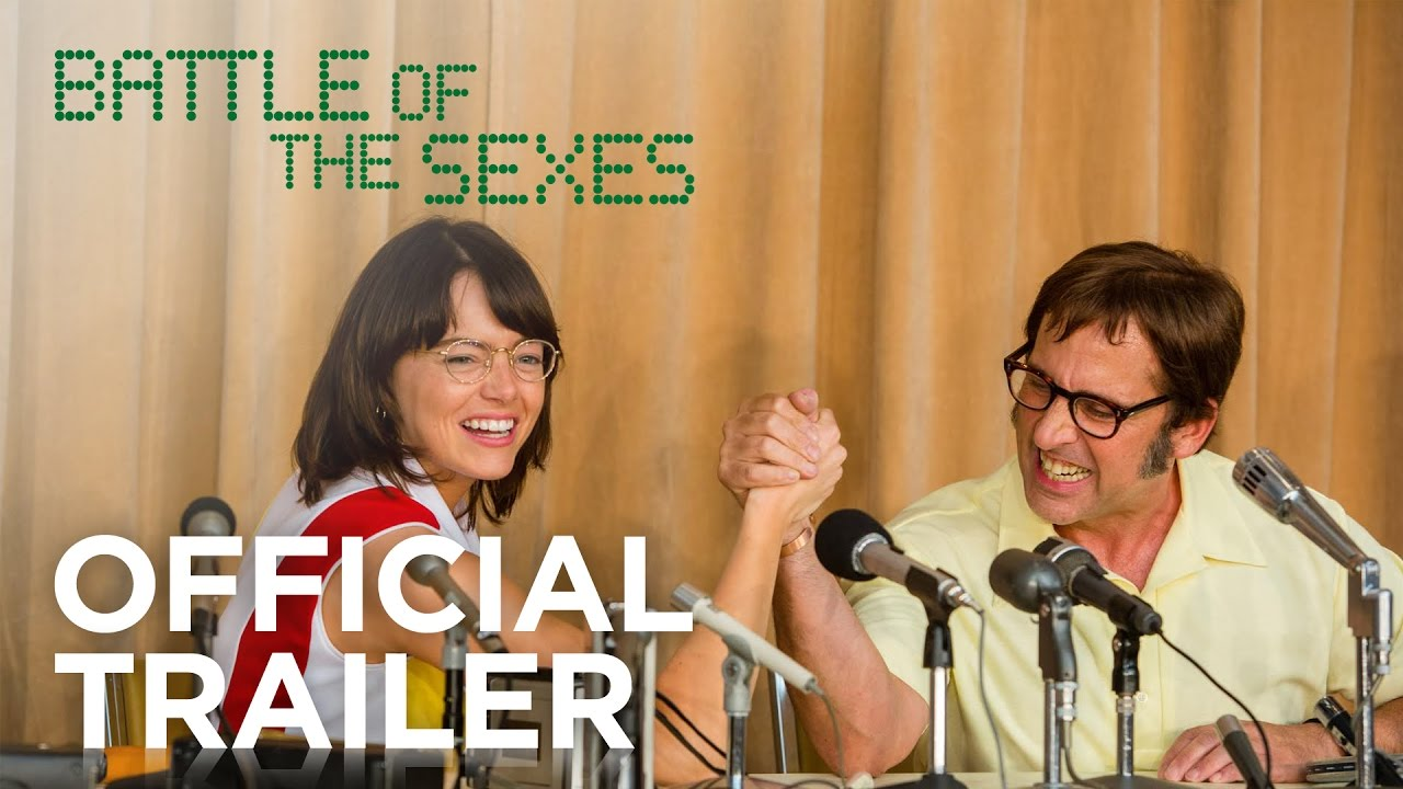 BATTLE OF THE SEXES I Official Trailer | FOX Searchlight