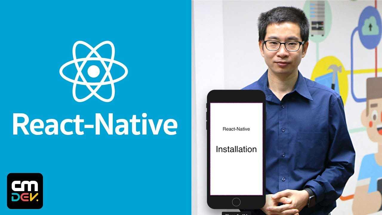 React Native Adding Vector Icon Material Icon And Font Awesome Youtube