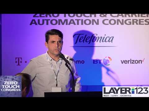 ZTA Congress 2018 - Cross Carrier Auomtation using SDN APIs