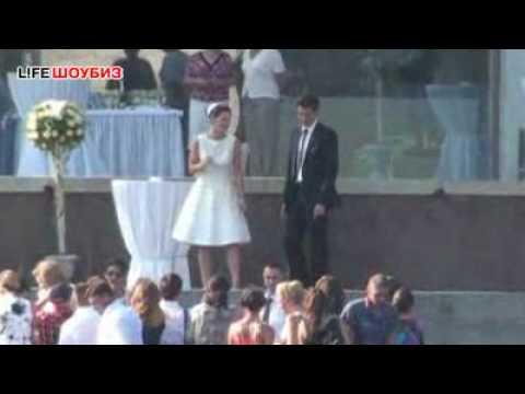 Свадьба Лизы Боярской