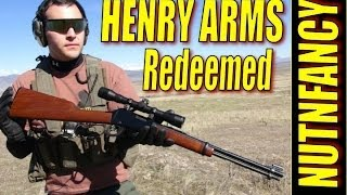 Redemption?: Henry Arms .22 Lever Carbine