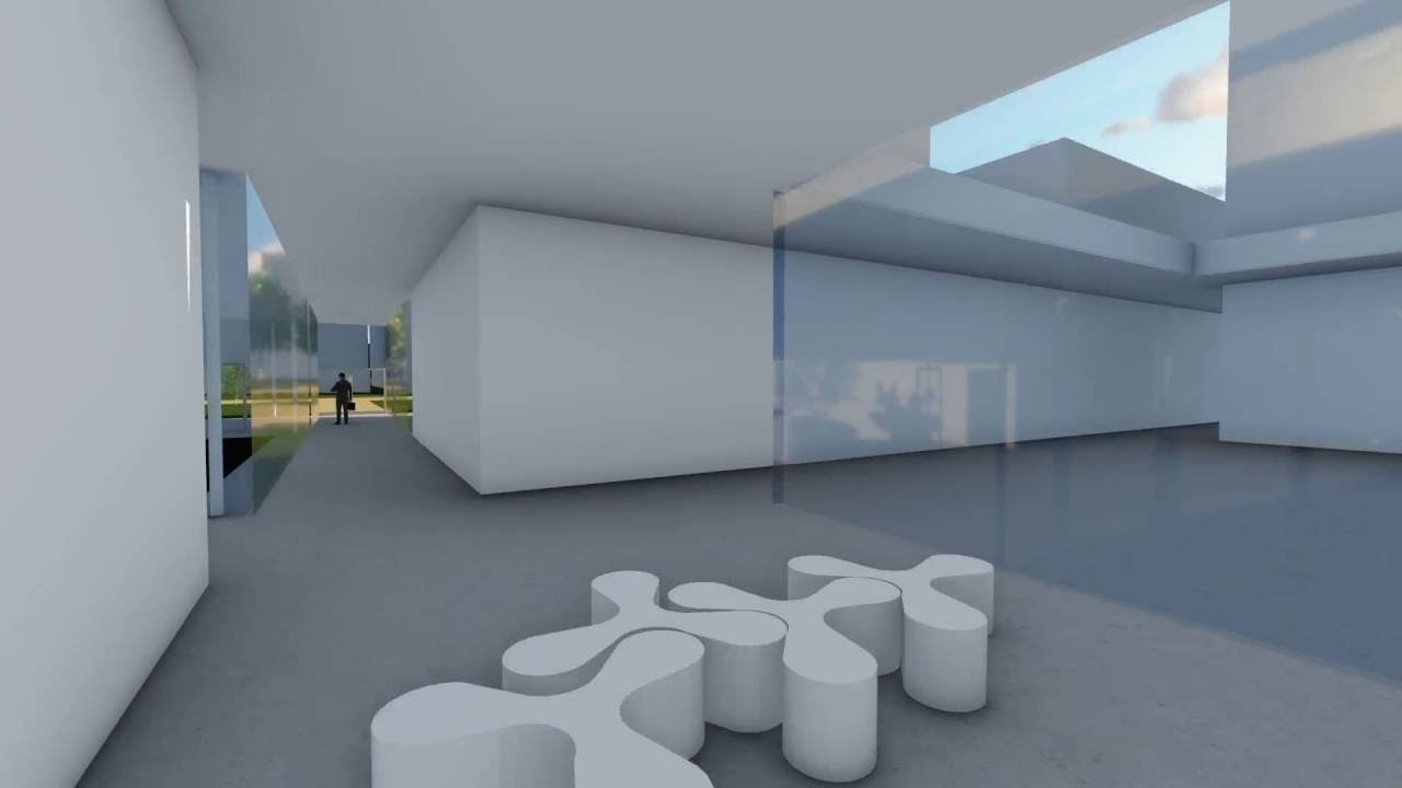 contemporary art furniture. SANAA 21st Century Museum Of Contemporary Art - Arrangement Plan Furniture