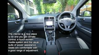 Test Drive - Micro BAIC D20 - May 2017 Issue