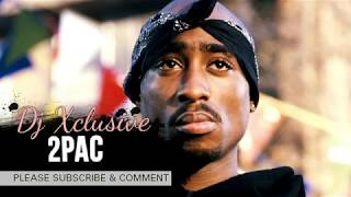 Обложка 2PAC HITS MIX 2018 COMPILED BY DJ XCLUSIVE G2B Changes Dear Mama Krazy Hail Mary More