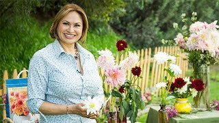 Shirley Bovshow's Tips for Growing Dahlias