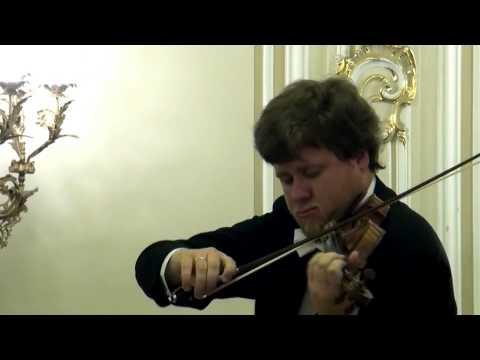 Andrey Baranov - Ysaye Sonata No. 6