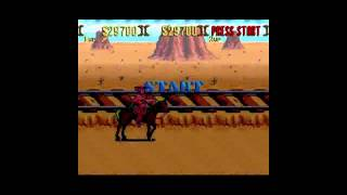 Série #2 Sunset Riders (Super Nintendo)