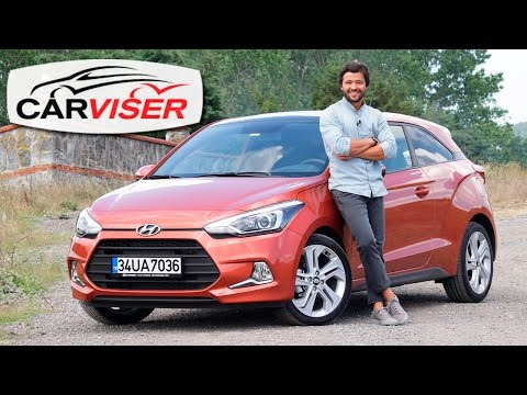 Hyundai i20 Coupe Test Sr Review English subtitled