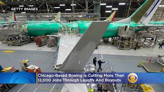 Boeing Slashes 12,000 Jobs As COVID-19 Seizes Travel Industry