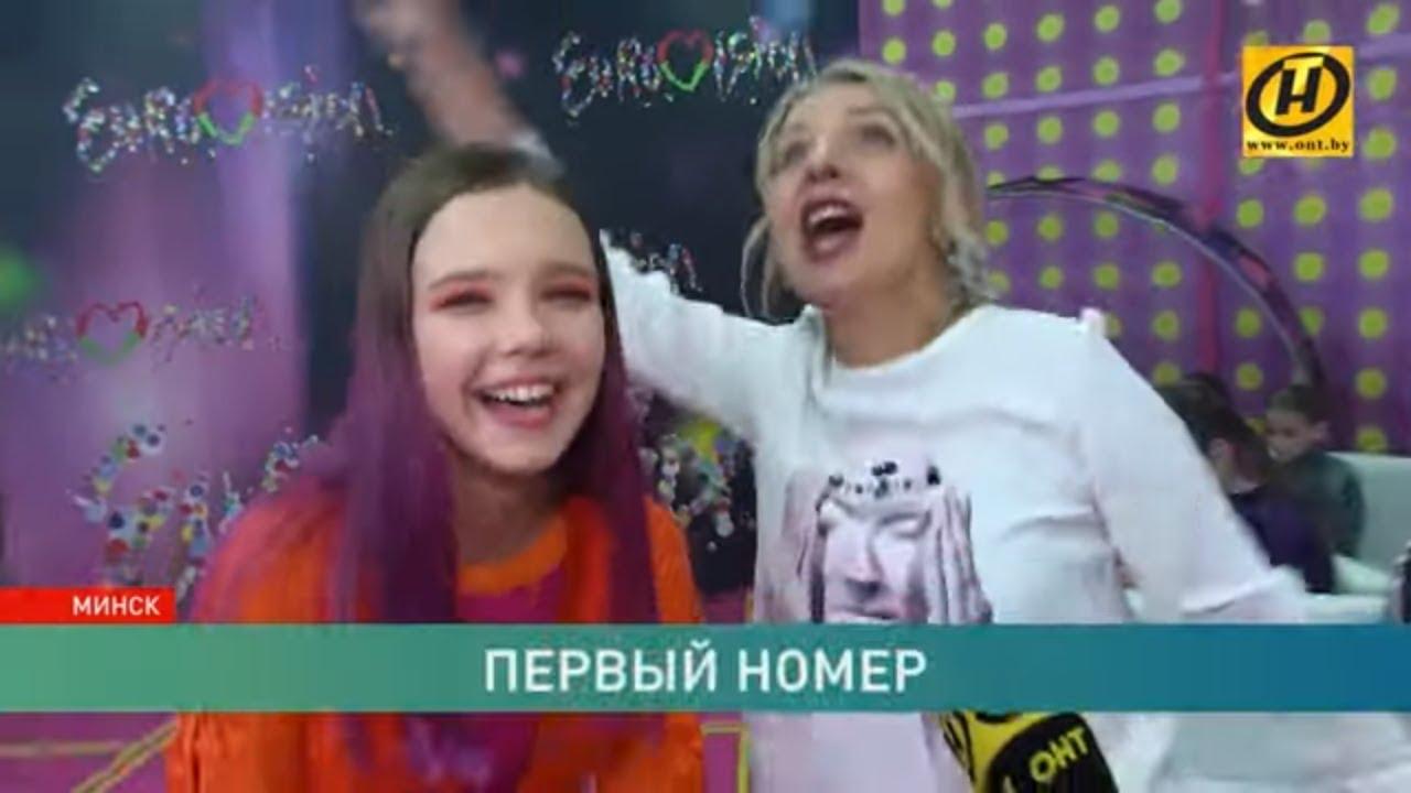 Есть победитель! В Беларуси прошёл национальный финал детского «Евровидения»