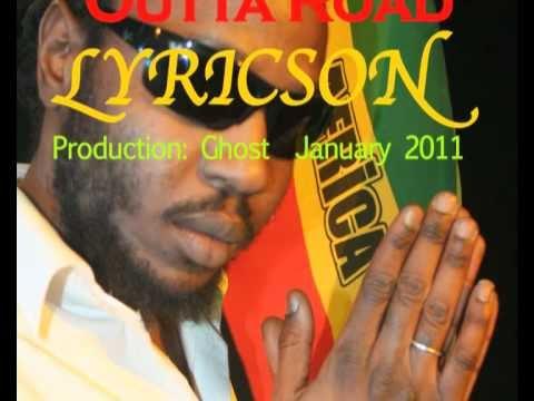 Lyricson - 2011-OUTTA ROAD