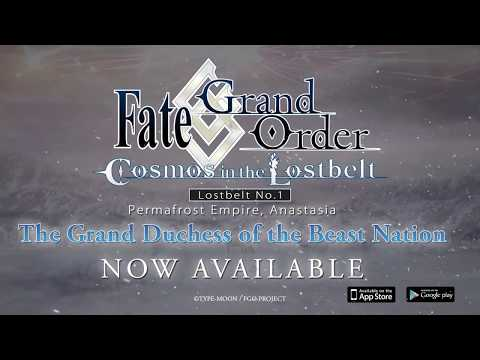 Fate/Grand Order: Cosmos in the Lostbelt - Lostbelt 1 - Now Available