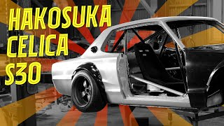 Kyusha Surprise! Daruma Celica GTV, Stunning Fairlady Z, and a Mid-build Hakosuka Beast