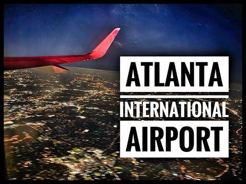 ATLANTA INTERNATIONAL AIRPORT#ATLAIRPORT#hartsfieldjackson