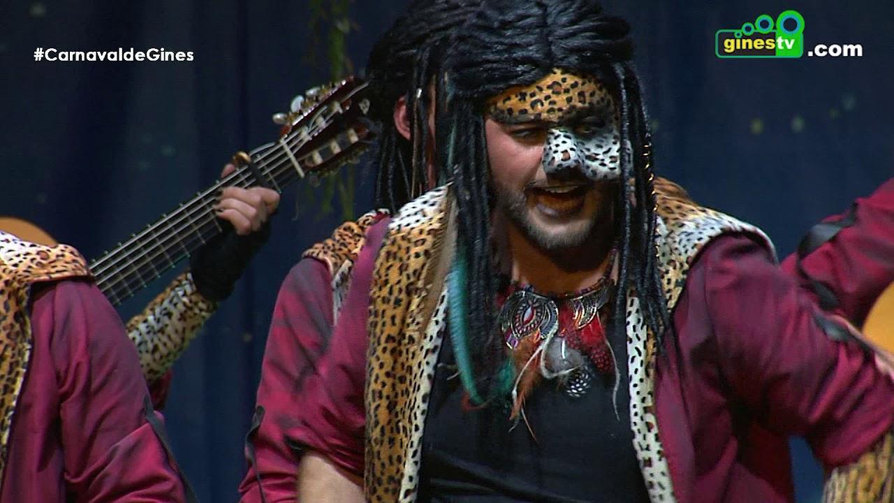 El solitario. Carnaval de Gines 2019 (Tercera semifinal)