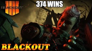 387 Wins // CoD Blackout // Call of duty Blackout // CoD // PS4
