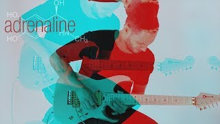 ANGEL VIVALDI // Adrenaline feat. Julian Cifuentes  [GUITAR PLAYTHROUGH]