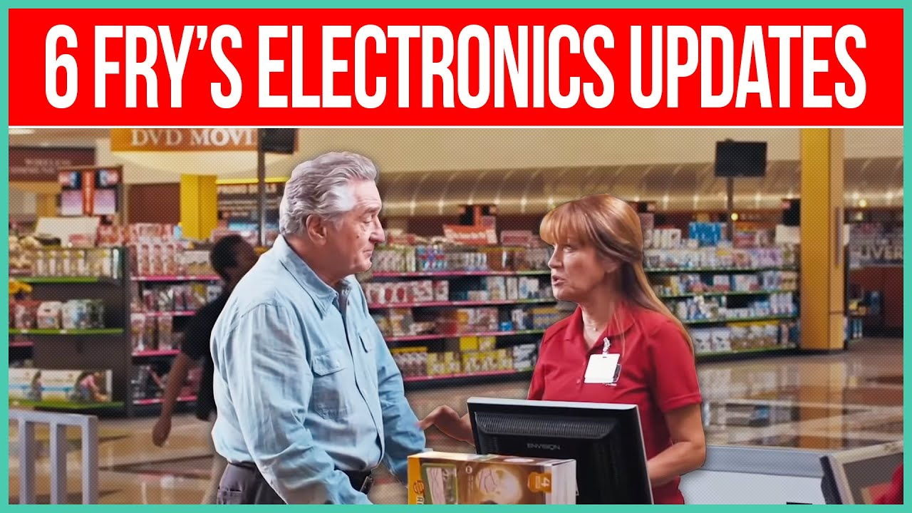 Fry's Electronics says it is going out of business permanently
