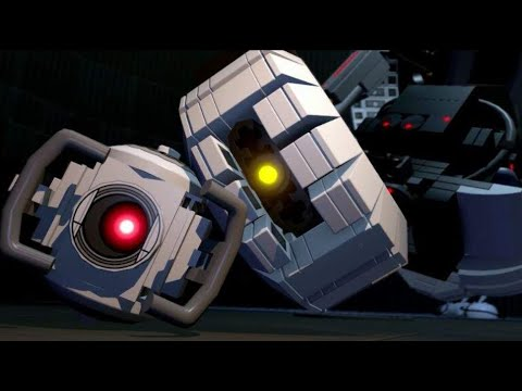 GLaDOS Meets Another AI in LEGO Dimensions