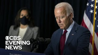 Biden and Harris call for nationwide mandatory mask order