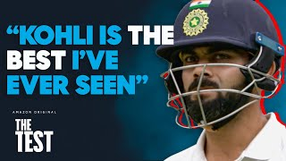 Captain KOHLI Hits Back For India with a STUNNING Century Against Australia in Perth