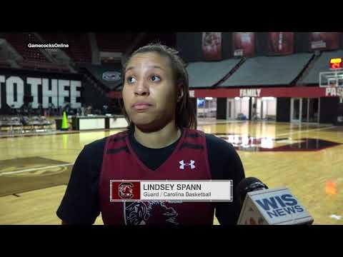 Women's Basketball - Spann Previews Gulf Coast Showcase