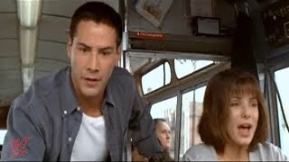 Speed (1994) HD Trailer   Keanu Reeves, Dennis Hopper, Sandra Bullock