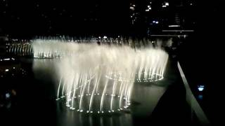 RIP Whitney Houston - Dubai Fountain - I Will Always Love You