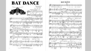 Bat Dance - MusicK8.com Singles Reproducible Kit