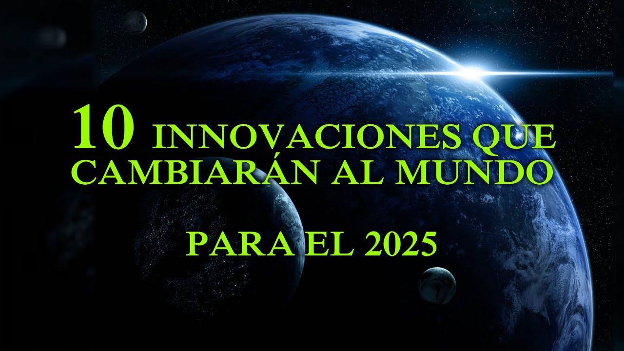 10 innovaciones que cambiar n el mundo para el 2025 youtube for El mundo del mueble sillones