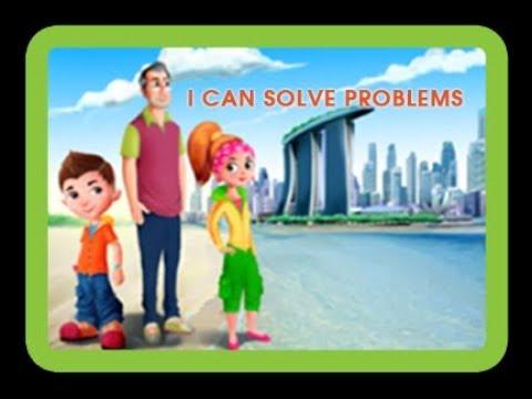 I Can Solve Problem (HD) Kids Soft Skills Development Series