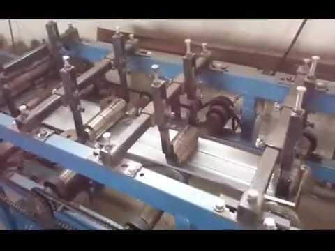 Бизнес в гараже, производство профиля для гипсокартона