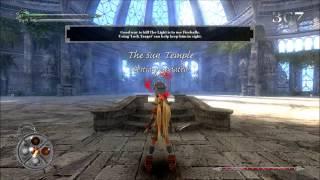 X-Blade gameplay part 1