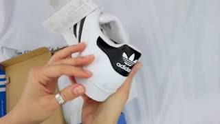 87342ea9c389 Unboxing Adidas Superstar C77124