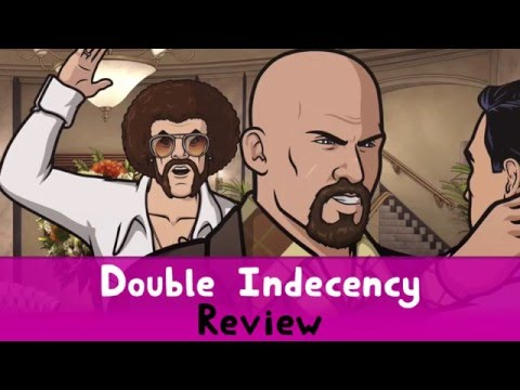 Archer S7 - 'Double Indecency' Review