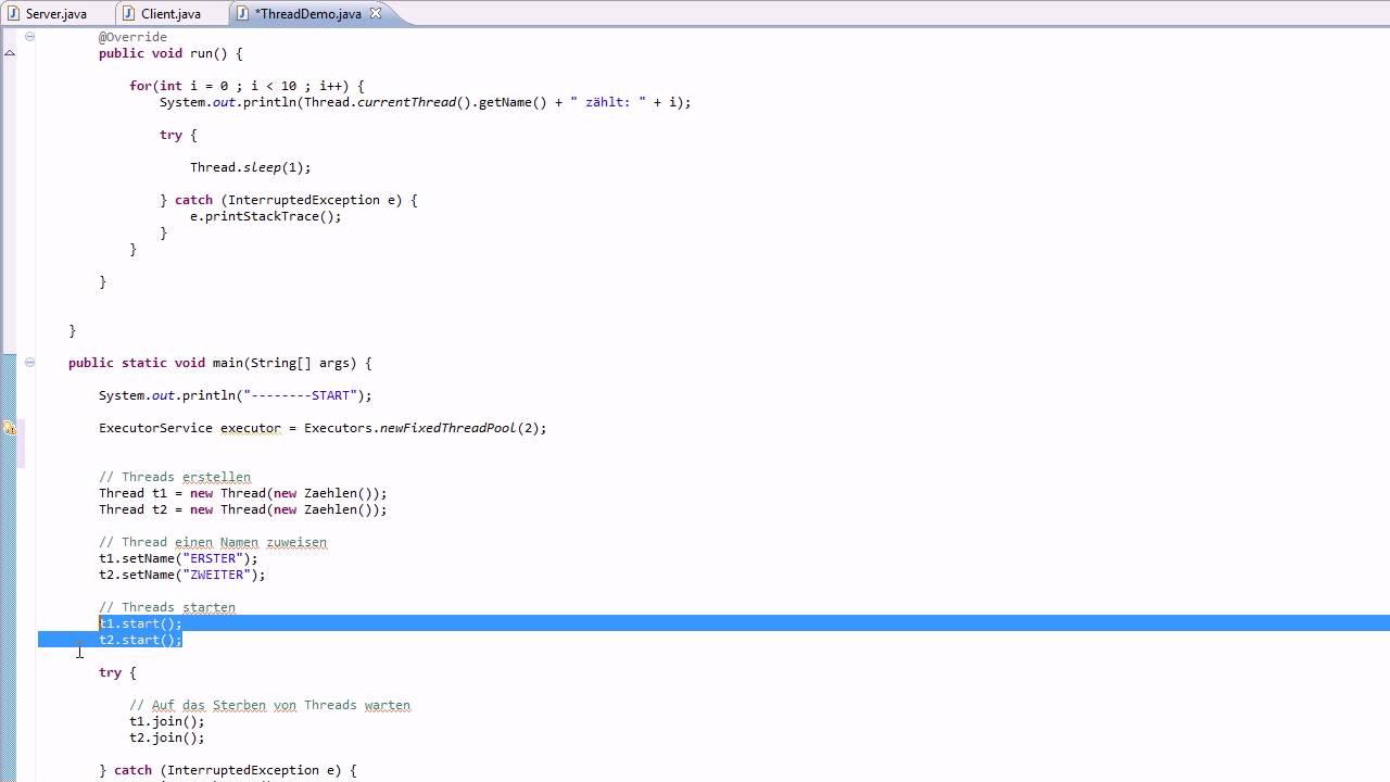 Java executor framework threads zusammenfassen chat 7 tutcube java executor framework threads zusammenfassen chat 7 tutcube ger youtube baditri Gallery