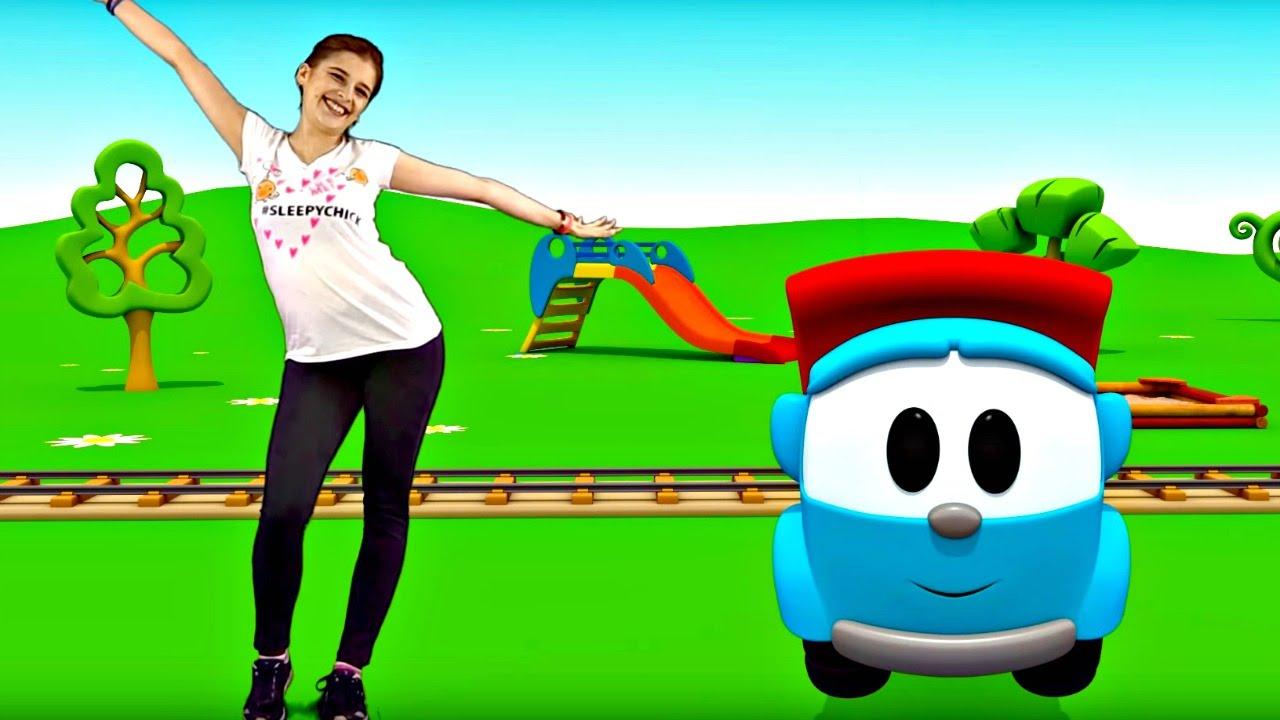 Видео как делать зарядку для детей