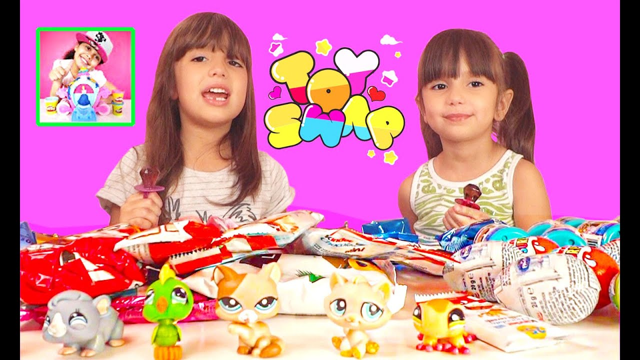 TOY SWAP with Tiana from Toys AndMe - British Toys and ...