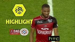 Video Gol Pertandingan Guingamp vs Montpellier