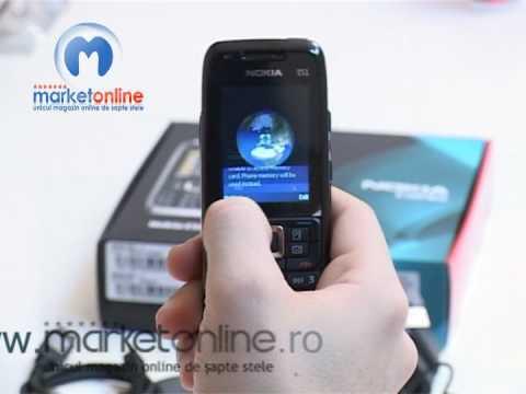 Telefon mobil Nokia E51