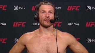 UFC 252: Миочич vs Кормье 3 - Слова после боя