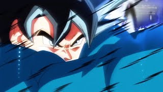 Grand Master Goku is Pushed to his Limit