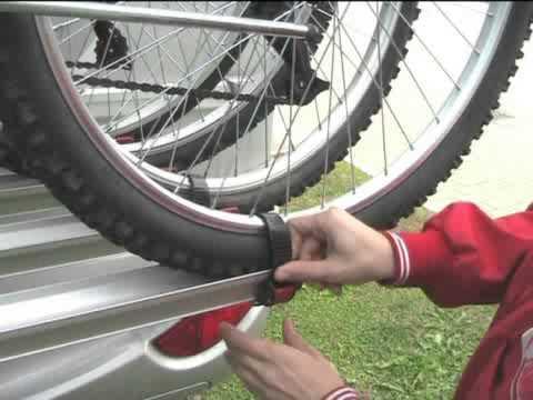 Fiamma Carry Bike Spezialriemen Quick-Safe