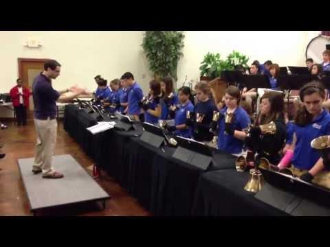 2013 Bells at Excel Adventist Academy, Houston, TX.