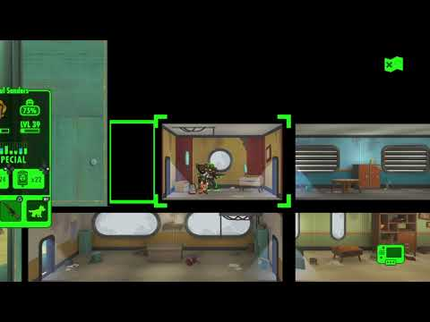 Fallout Shelter - Spy On Raiders