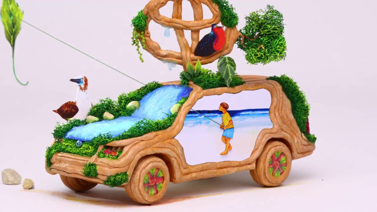 The 10th Toyota Dream Car Art Contest Dream Car Video Ecology Ver