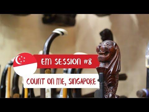 EM Session #8: Count On Me, Singapore [REMIX]