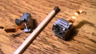 Как сделать лазер который прожигает предметы на расстоянии(своими руками)